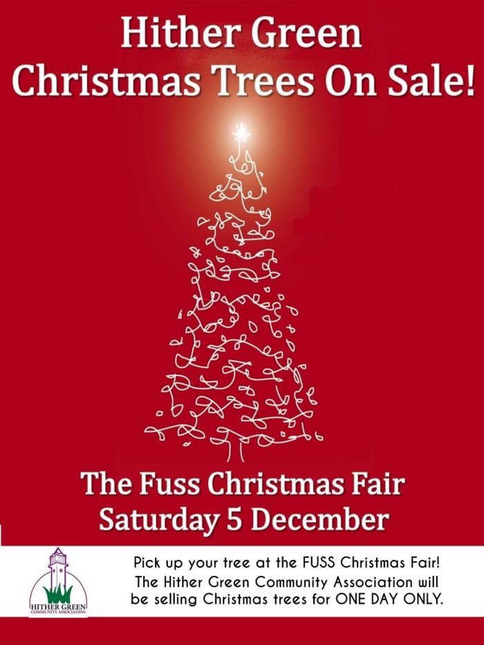 Christmas Trees _poster